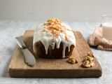 Carrot Cake Healthy Banana Bread