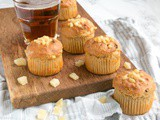 Cheesy Parmesan Beer Muffins