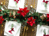 How To Put Together An Elegant, Easy Christmas Table