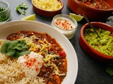 Healthy & Hearty Vegetarian Chilli