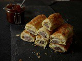 Mouthwateringly Meaty Venison Sausage Rolls