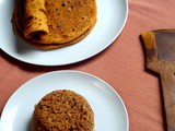 How to make poora | sweet filling recipe
