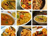 Oriya Curry Recipes