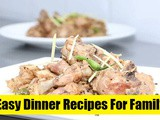 All Time Easy Dinner Recipes For Family