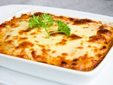 Bread Lasagna Recipe