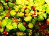 Low carb thursday-okra creole - & book giveaways