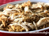 Chicken and stuffing – Crock Pot Recipe