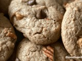 Chocolate butterscotch carrot cake cookies
