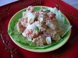 Southern cracker salad