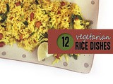 12 Vegetarian Rice Dishes