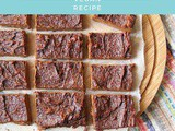 4-Ingredient Vegan Sweet Potato Brownies | Vegan, Gluten-free