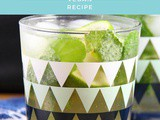 Coconut Water Mojito Mocktails