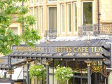 Eating Out: Vegetarian Afternoon Tea at Betty's, Harrogate