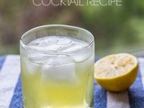 Bee's Knees Cocktail Recipe [#video]