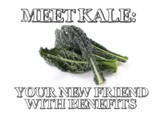 Kale Salad with Grated Cauliflower Recipe [video]