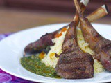 Fast and Flavorful: Oh, For the Love of Lamb (Chops)