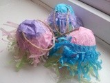 Paper-Mache Easter Eggs