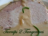 Creamy Pork Roast in Crock Pot