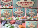 Salt Water Taffy a Summer Tradition