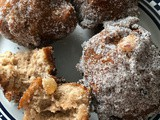 Tropical Dried Fruit Fritters