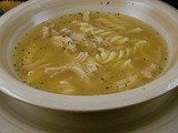 Homemade Chicken Noodle Soup: The Ultimate Comfort Food