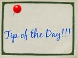 Tip of the Day 7th Feb. 2014