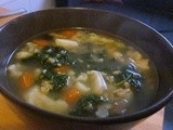 Super Easy  i Am Still Detoxing from New Years  Soup