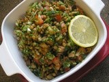 Wheat Berry Tabouli