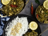 Indian Broad Beans Curry | Avarakkai Poriyal