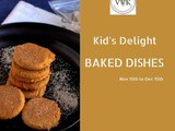 Kids Delight Event Announcement | Baked Dishes