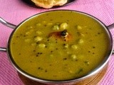 Green peas coconut gravy i restaurant style green peas curry i kerala green peas curry i side dish for chapathi