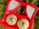 Vegan rava idli with eno fruit salt i rava idli without curd i breakfast recipes