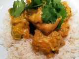 Easy bir Chicken Korma with Coconut Milk