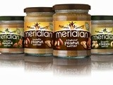 Meridian Nut Butters - a review plus a recipe for Peanut Butter Cookies