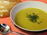 Warming Winter Vegetable Soup