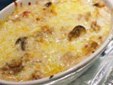 A Signature Taste of Atlanta: Chops' Mushroom Gratin