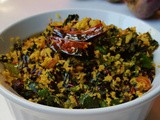 Beet Greens stir fry recipe Kerala style