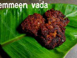 Chemmeen Vada|Prawns Vada|Kerala style shrimp cutlet|Prawn fritters