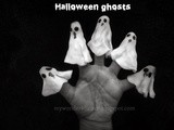 Halloween ghosts|Trick or treat