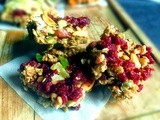 Quick & healthy no bake Granola bars