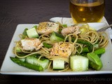 Healthy Salmon and Noodles – Boost your metabolism