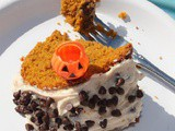 4 Ingredient Pumpkin Cake