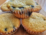 Blueberry Cornbread Muffins and Savory Cornbread Recipes