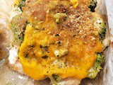 Broccoli and Cheddar Baked Chicken