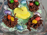 Easter Bird Nests or Haystacks