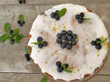 Fresh Blueberry Cake Mix Cake