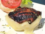 Grilled Portobello Mushrooms with Balsamic Recipe