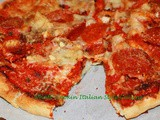 Italian Pepperoni Pizza Recipe
