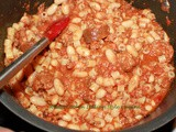 Leftover Italian Meat Sauce Goulash Recipe