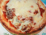 Open Faced Pita Meat Lovers Pizza Recipe
